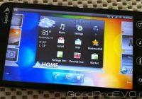 Dell's Stage UI werkt op HTC Evo 4G