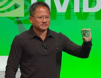 """Nvidia: """"Een tablet is geen grote telefoon"""""""