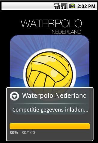 Waterpolo Nederland voor Android: alle info voor de fanatieke waterpoloër