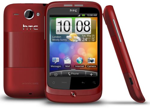 HTC geeft kernelcode Froyo voor Wildfire vrij