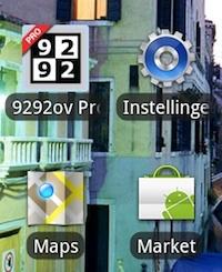 Nieuwe 9292ov Pro deze week in de Android Market (preview)