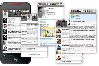 Al je contactpersonen, berichten en sociale netwerken in één Android-app met Gist