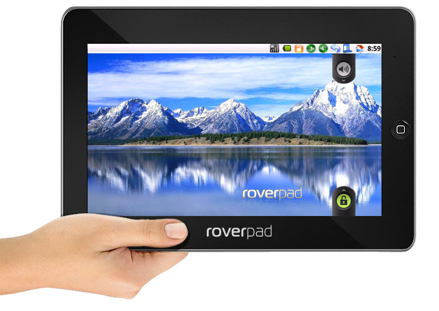 RoverPad Android_1