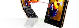 Samsung W899 heeft twee touchscreens én numeriek toetsenbord