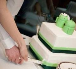 android huwelijk