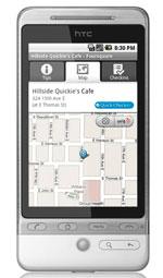 Foursquare Android-app krijgt deze week foto- en commentaarfunctie