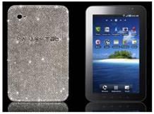 Samsung introduceert Crystal Galaxy Tab met 5.700 kristallen