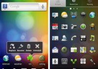 Go Launcher: eenvoudige homescreen-vervanger voor Android