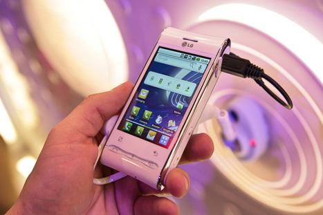 LG Optimus GT540 Review: budgettoestel valt zwaar tegen