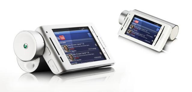 Sony Ericsson introduceert futuristische speaker voor Xperia X10