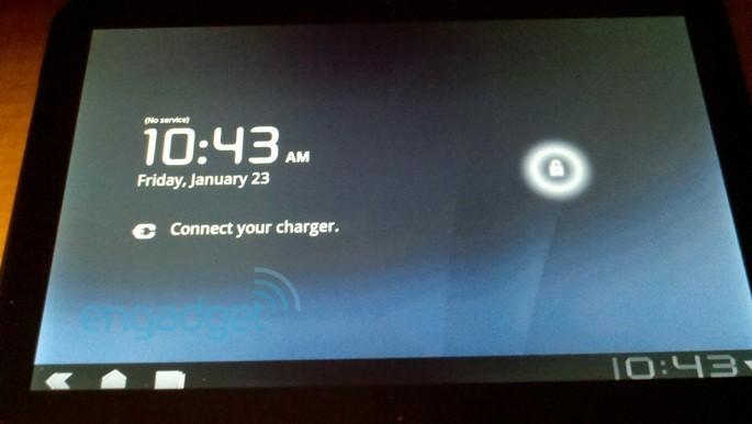 Nieuwe foto's van Motorola's Honeycomb-tablet duiken op