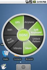 Hollowire start beta voor Open Gesture homescreenvervanger