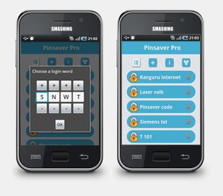 Vergeet nooit meer een pincode met Pinsaver Pro
