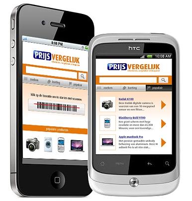 Prijsvergelijk: prijzen vergelijken op je Android-telefoon