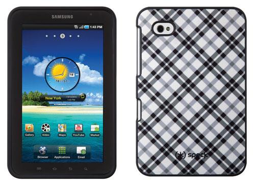 Speck lanceert nieuwe cases voor de Galaxy Tab en Galaxy S