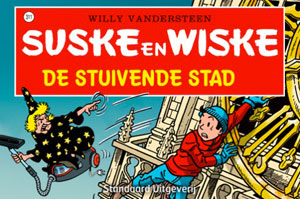 Suske en Wiske-applicatie volgende week in de Market