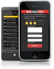 TaxiRating voor Android: beoordeel de taxichauffeur via je Android-device