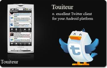 Ontwikkelaar LevelUp Studio moet de naam Touiteur wijzigen