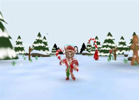 Holiday-update voor Pocket Legends
