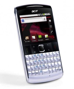 Acer beTouch e210_Android