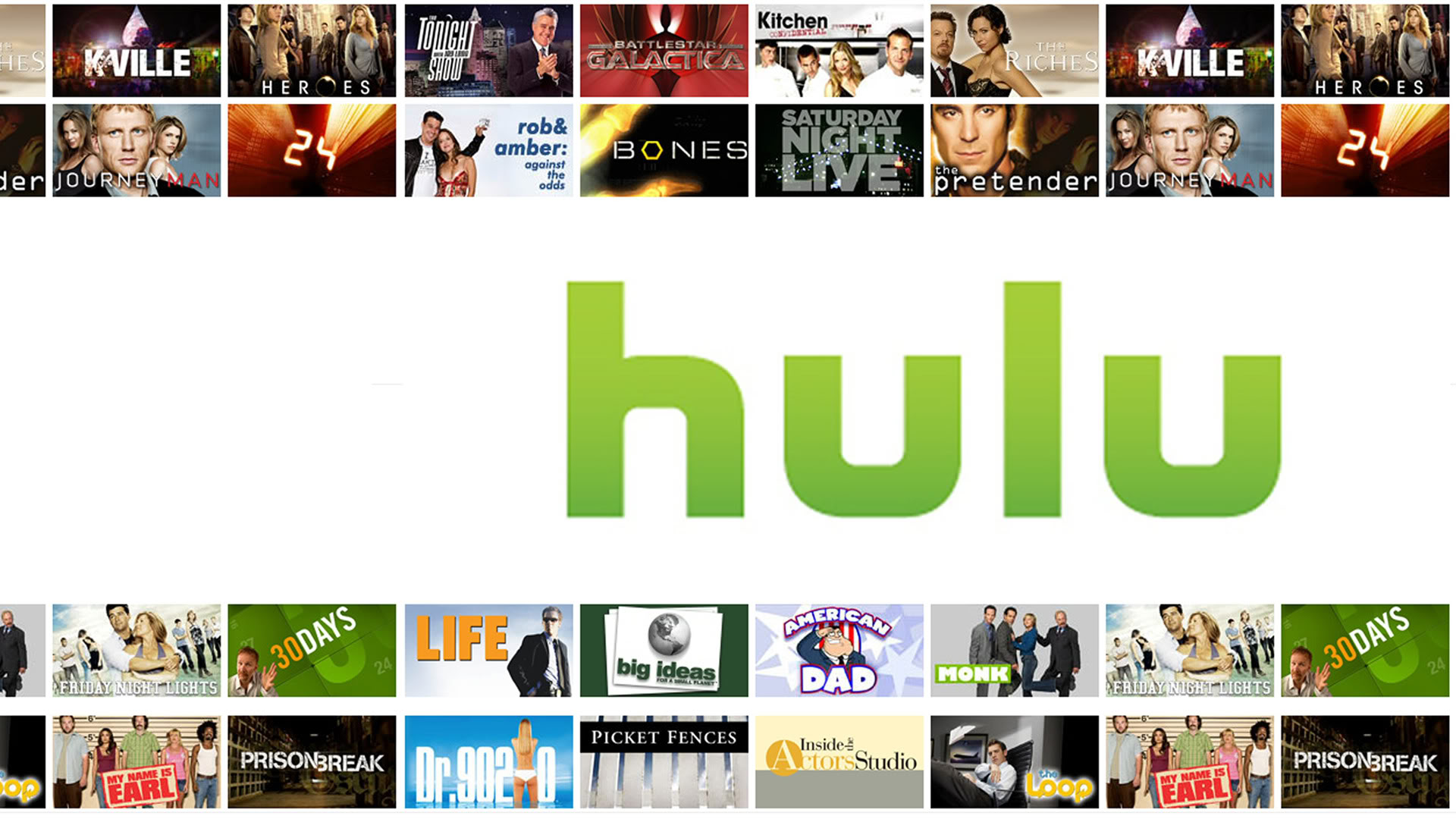 Streaming videodienst Hulu Plus naar Android - Apps ...