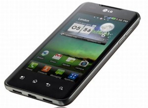 Browser LG Optimus 2X sneller dan Safari op iPhone 4