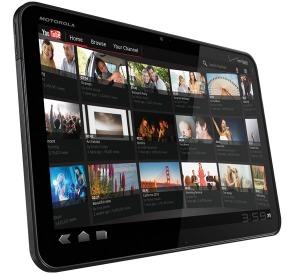 Motorola Xoom Android Honeycomb-tablet officieel aangekondigd (CES 2011)