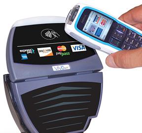 Eerste NFC-applicaties verschijnen in Android Market