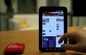 Opera geeft preview van Android-browser voor tablets (CES 2011)