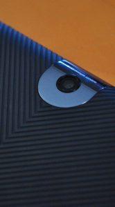 toshiba tablet camera