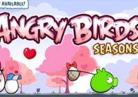 Angry Birds Seasons update met speciale Valentijnsdag-levels nu beschikbaar