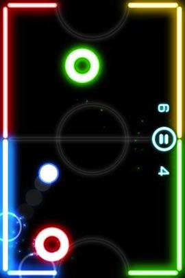 Glow Hockey_Android_1