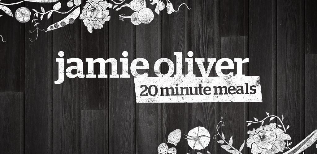Jamie Oliver lanceert 20 Minute Meals-applicatie