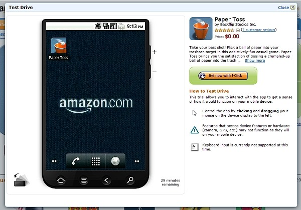 android machine app