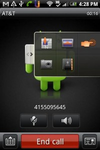 Thrutu voor Android: info uitwisselen tijdens het bellen