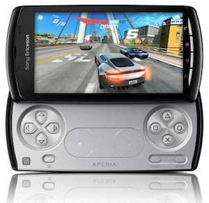 xperia play phone