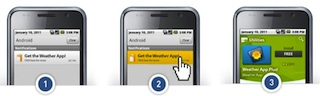 Airpush: advertenties als notificatie op je Android-telefoon