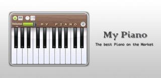 My Piano: uitgebreide gratis Android-piano met samplefunctie