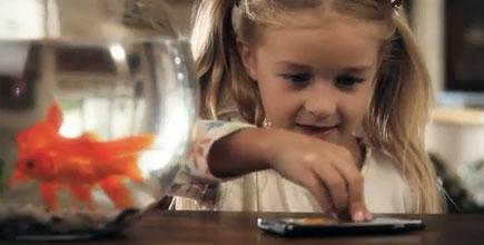 Eerste Samsung Galaxy S 2 reclame