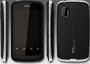 Gigabyte Smart Android