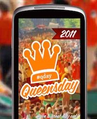 Koninginnedag-app voor Android vanaf nu gratis
