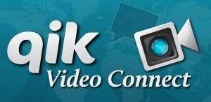 Qik Video Connect werkt op meer Android-apparaten