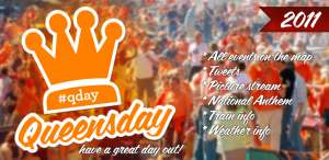 queensday koninginnedag android app
