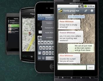 WhatsApp voor Android krijgt wallpaper-functie en beter uiterlijk
