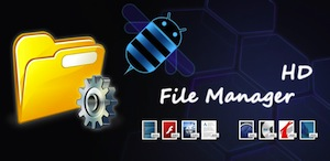 Handig: bestandsbeheer met Filemanager HD op je Honeycomb-tablet