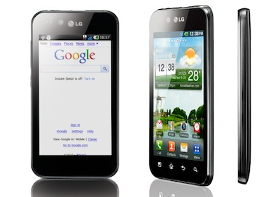LG Optimus Black_Android