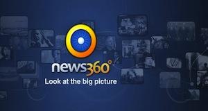 News360: persoonlijke nieuwsstream voor Honeycomb-tablets