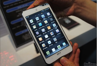 Pantech Vega 5_Android