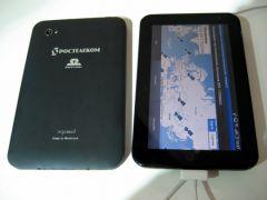 Sky Link presenteert Android-tablet met ondersteuning voor GPS én GLONASS
