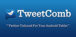 Tweetcomb nu gratis in de Android Market